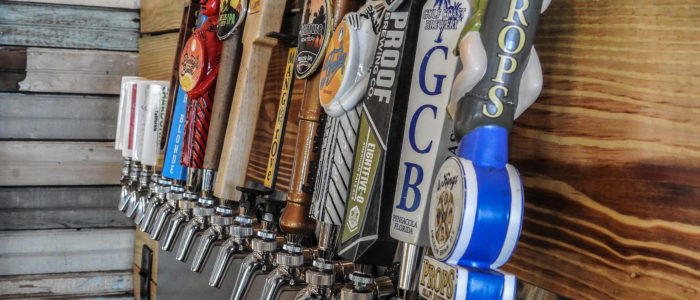 Beer and Wine on Tap